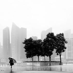 Singapore Umbrella by Nina Papiorek