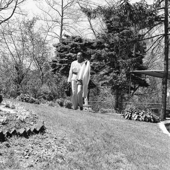 Nina Simone - 1971-G. Marshall Wilson-Photographic Print