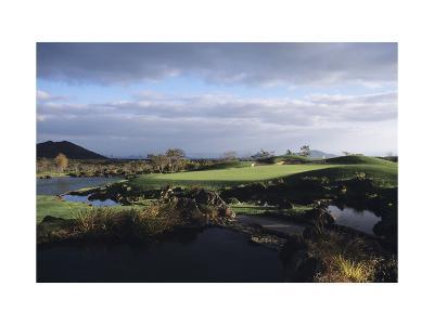 Nine Bridges Golf Club-Stephen Szurlej-Premium Photographic Print