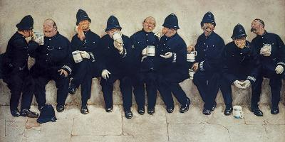 Nine Pints of the Law-Lawson Wood-Giclee Print