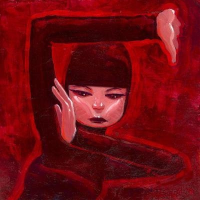 Ninja I-Aaron Jasinski-Art Print