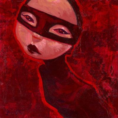 Ninja III-Aaron Jasinski-Art Print