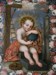 Niño Jesús, Museo de Arte Religioso, Cuzco, Peru