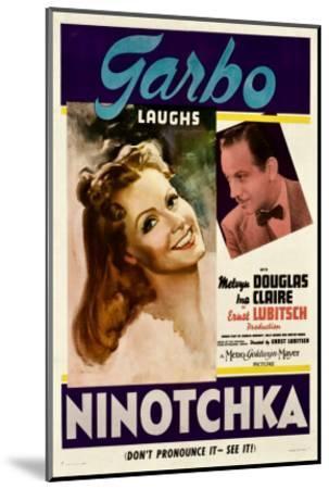 Ninotchka, Greta Garbo, Melvyn Douglas, 1939