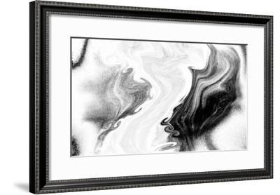 Nirvana: All Things are Fossilized at Night-Masaho Miyashima-Framed Giclee Print