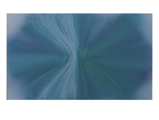 NIRVANA?Everything Becomes a Blue Crystal-Masaho Miyashima-Giclee Print