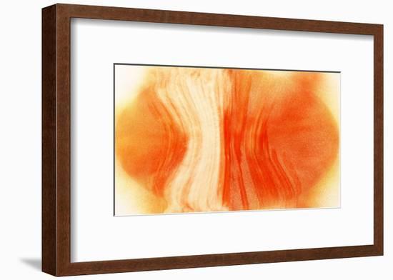 NIRVANA?Exploding Mandarin Orange-Masaho Miyashima-Framed Giclee Print
