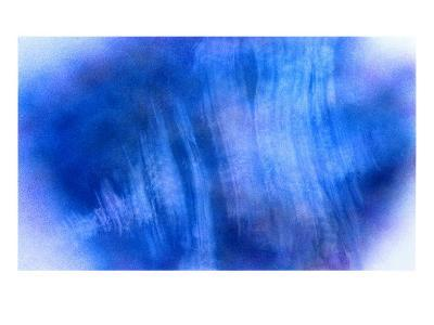 Nirvana: It Is the Space Between Emptiness and the Sea-Masaho Miyashima-Giclee Print