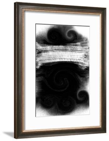 NIRVANA?Space That She Saw a Little While Ago-Masaho Miyashima-Framed Giclee Print
