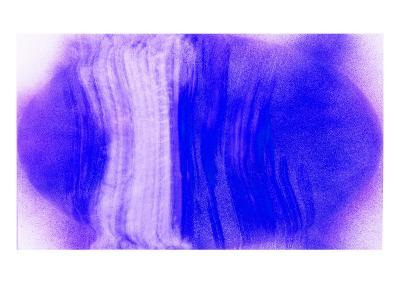 NIRVANA?The Blue Sun Erased with Eraser-Masaho Miyashima-Giclee Print