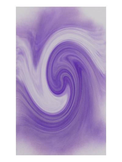 NIRVANA?The Purple Scenery is Wrapped in the Smell of the Column-Masaho Miyashima-Giclee Print
