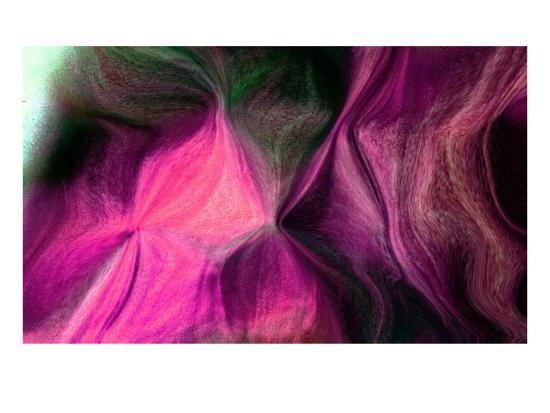Nirvana: The Violet Flower Like a Big Window-Masaho Miyashima-Giclee Print