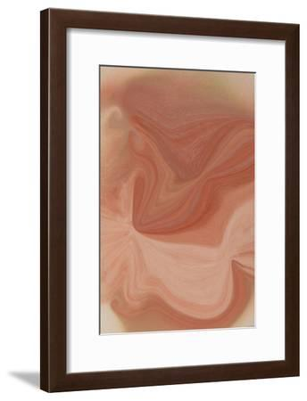 Nirvana: The Wind Changes Shape on the Earth's Surface-Masaho Miyashima-Framed Giclee Print