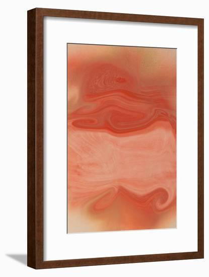 Nirvana: The Wind Is Easy at Times and Is Cruel at Times-Masaho Miyashima-Framed Premium Giclee Print