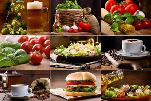 Food And Drink Collection by Nitr