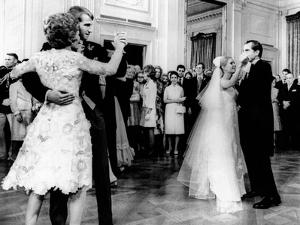 Nixon-Cox White House Wedding Reception