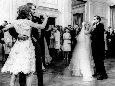 Nixon-Cox White House Wedding Reception--Photo