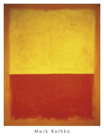 No. 12, 1954-Mark Rothko-Art Print