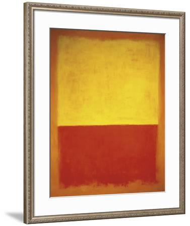 No. 12, 1954-Mark Rothko-Framed Art Print