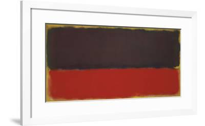 No. 13, 1951-Mark Rothko-Framed Art Print