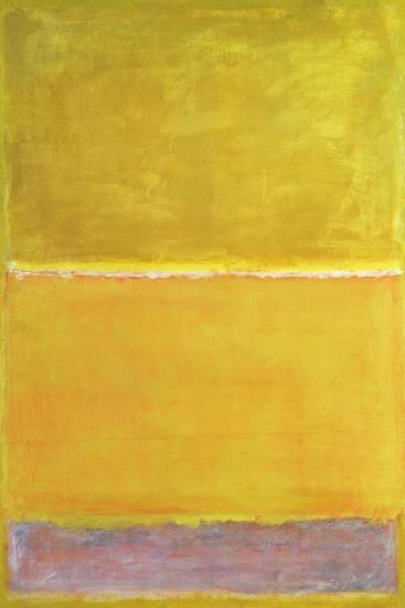 No. 16 [?] {Untitled}-Mark Rothko-Giclee Print