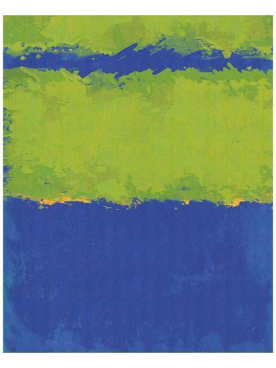 No. 1951 Green House-Carmine Thorner-Art Print