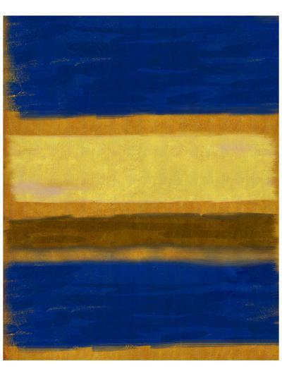 No. 1956 Blue Depth-Carmine Thorner-Art Print