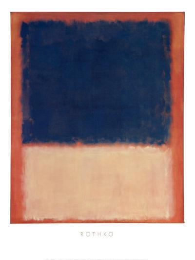 No. 203, c.1954-Mark Rothko-Art Print