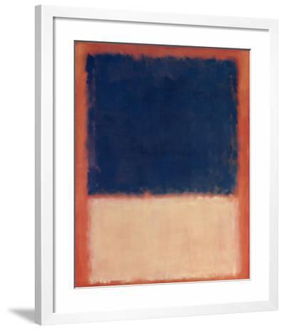 No. 203, c.1954-Mark Rothko-Framed Art Print