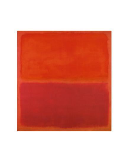 No. 3, 1967-Mark Rothko-Art Print