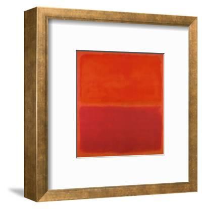 No. 3, 1967-Mark Rothko-Framed Art Print