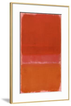 No. 37, c.1956-Mark Rothko-Framed Art Print