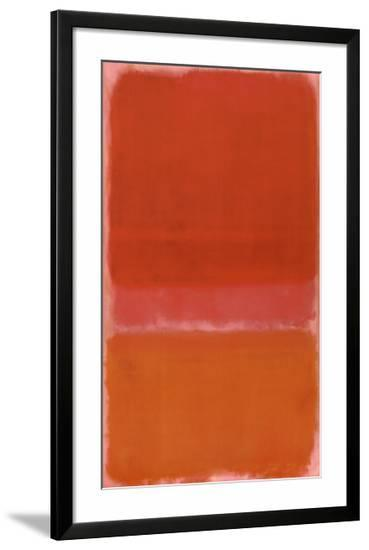 No. 37, c.1956-Mark Rothko-Framed Art Print