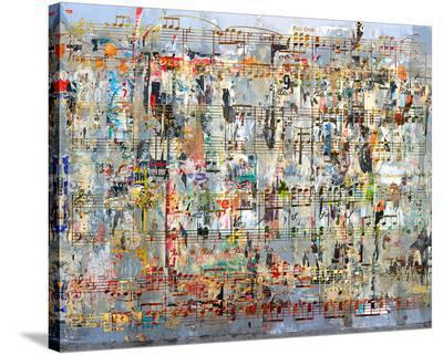 No. 5 in Swag Major-Parker Greenfield-Stretched Canvas Print