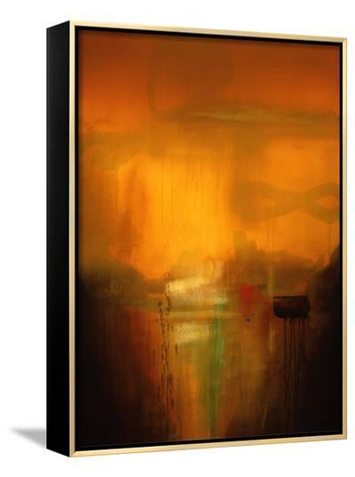 No.6-Gregory Garrett-Framed Canvas Print