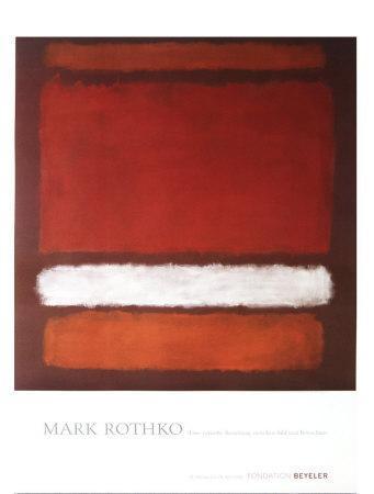 No. 7, 1960-Mark Rothko-Collectable Print