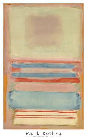 No. 7 [or] No. 11, 1949-Mark Rothko-Art Print