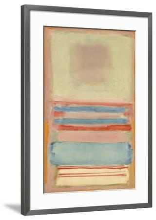 No. 7 [or] No. 11, 1949-Mark Rothko-Framed Art Print