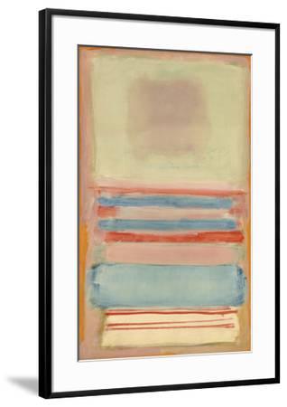 No. 7 [or] No. 11, 1949-Mark Rothko-Framed Art Print