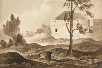 No 9 Farme Du Gourman from the Right', 1815-Denis Dighton-Giclee Print