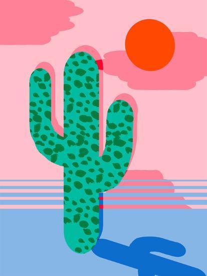 No Foolin-Wacka Designs-Art Print
