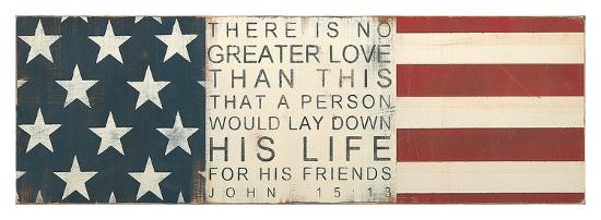No Greater Love-Melissa Lyons-Art Print
