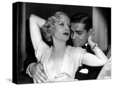 No Man of Her Own, Carole Lombard, Clark Gable, 1932