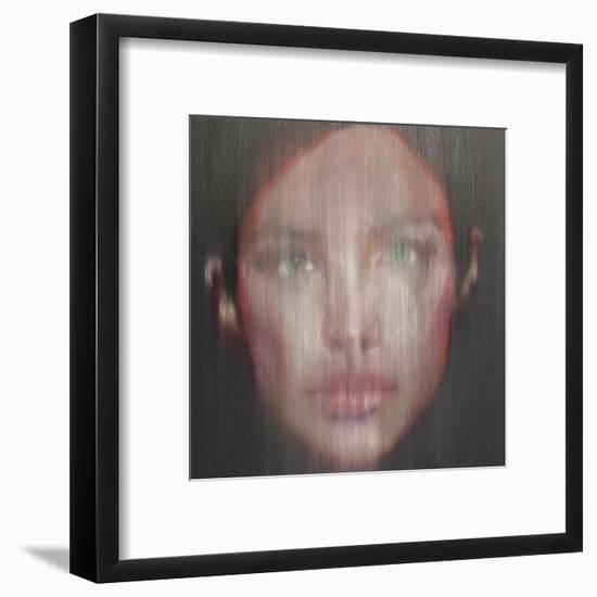 No Matter What They Say-János Huszti-Framed Art Print