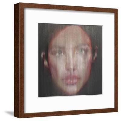 No Matter What They Say-János Huszti-Framed Art Print