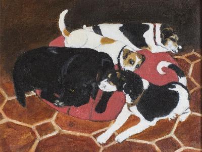 No More Room, 2005-Margaret Hartnett-Giclee Print