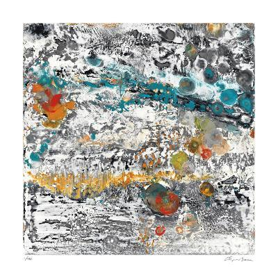 No One Said it Was Going to be Easy-Lynn Basa-Giclee Print