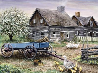 No Place Like Home-Kevin Dodds-Giclee Print