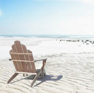 Beach Chair by Noah Bay