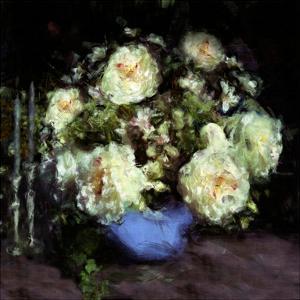 Classic Flowers I by Noah Bay